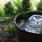 Garten - Brunnen