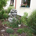 kleiner Garten, Brunnen